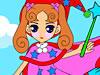 小姫塗り絵