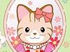 猫ちゃん化粧台