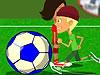 巨型サッカーマッチ