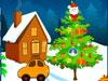 五彩クリスマス樹