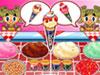 彩虹アイスクリーム店