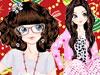 可愛い韓版パジャマ化粧版