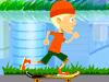 クレイジースケートボード挑戦試合