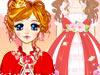 カードイラク赤ダイヤ姫スカート