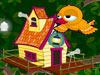 小鳥盖樹屋