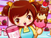 美少女七彩アイスクリーム店