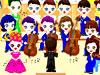 可愛い音楽団