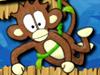 可愛い猴摘バナナ2
