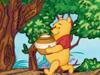 くまのプーさん子熊移蜜罐