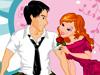 ロマンティックのデートの夜