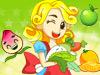 田園蔬果大豊作