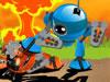 爆弾ロボット
