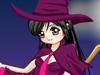 ハロウィン小魔女