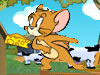 猫とネズミチーズ奪い