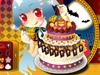 姫ハロウィンケーキ