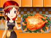 感恩節火鶏大餐