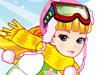 スキー場運動服