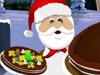 作りクリスマスケーキ