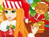 クリスマス礼品女の子